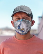 mermaid mas Cloth Face Mask - 3 Pack aos-face-mask-lifestyle-06