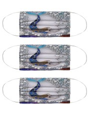 mermaid mas Cloth Face Mask - 3 Pack front