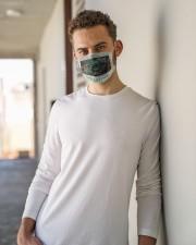 Cat salem mas Cloth Face Mask - 3 Pack aos-face-mask-lifestyle-10
