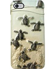 turtle and sea phonecase lqt pml Phone Case i-phone-8-case