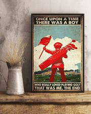 boys loved playing golf once upon pt mttn ngt 11x17 Poster lifestyle-poster-3
