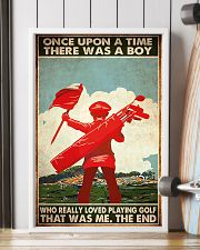 boys loved playing golf once upon pt mttn ngt 11x17 Poster lifestyle-poster-4