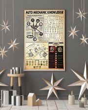 Auto Mechanic Knowledge 24x36 Poster lifestyle-holiday-poster-1