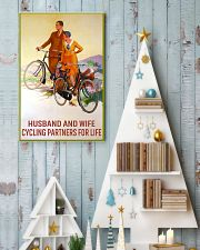cycling partners for life 11x17 Poster lifestyle-holiday-poster-2