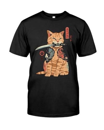 cat samurai