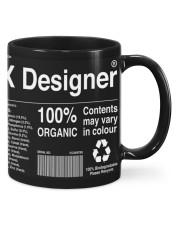 ux designer mug phn-dqh Mug front