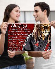 jiu jitsu lion pt lqt NTH 17x11 Poster poster-landscape-17x11-lifestyle-20