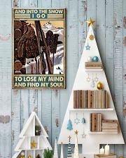 skiing equipment find my soul poster 11x17 Poster lifestyle-holiday-poster-2