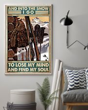 skiing equipment find my soul poster 11x17 Poster lifestyle-poster-1