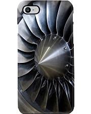 Aircraft turbofan engine pc mttn-pml Phone Case i-phone-8-case