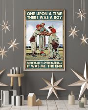 baseball boy once upon a time poster 24x36 Poster lifestyle-holiday-poster-1