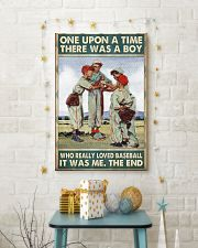 baseball boy once upon a time poster 24x36 Poster lifestyle-holiday-poster-3