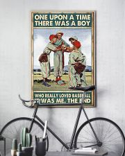 baseball boy once upon a time poster 24x36 Poster lifestyle-poster-7