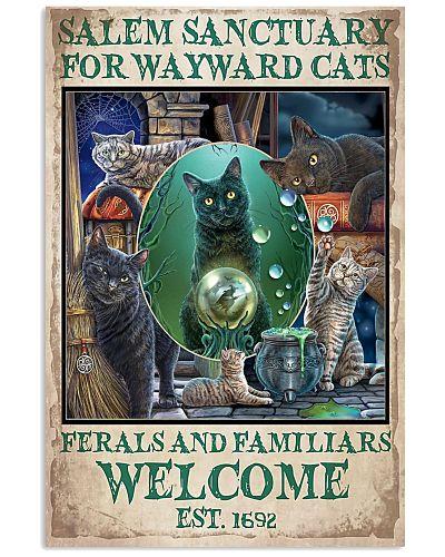 Witch Wayward Cats
