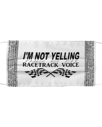 dirt track racing voice mas