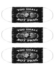 Volleyball Save Mas Cloth Face Mask - 3 Pack front