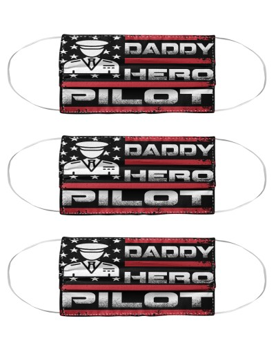 pilot hero daddy mas