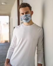 cruising kinda girl mas Cloth Face Mask - 3 Pack aos-face-mask-lifestyle-10
