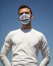 cruising kinda girl mas Cloth Face Mask - 3 Pack aos-face-mask-lifestyle-11