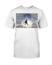 Kite surfing good day to be a great day dvhh-DVH Classic T-Shirt thumbnail