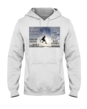 Kite surfing good day to be a great day dvhh-DVH Hooded Sweatshirt thumbnail