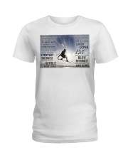 Kite surfing good day to be a great day dvhh-DVH Ladies T-Shirt thumbnail