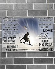 Kite surfing good day to be a great day dvhh-DVH 17x11 Poster poster-landscape-17x11-lifestyle-18