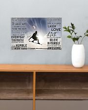 Kite surfing good day to be a great day dvhh-DVH 17x11 Poster poster-landscape-17x11-lifestyle-24