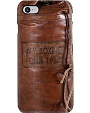 boxing leather bag pc phq ntv Phone Case i-phone-8-case