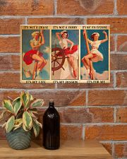 female sailor not a phase poster ttb ntv 17x11 Poster poster-landscape-17x11-lifestyle-23