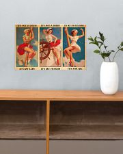 female sailor not a phase poster ttb ntv 17x11 Poster poster-landscape-17x11-lifestyle-24