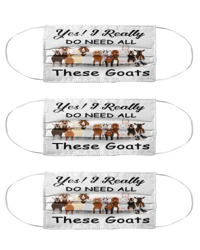 yes need all these goats mas