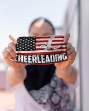 Cheerleading us flag mas Cloth Face Mask - 3 Pack aos-face-mask-lifestyle-07