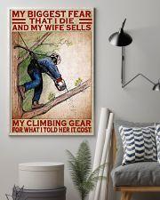 arborist biggest fear pt lqt pml 11x17 Poster lifestyle-poster-1