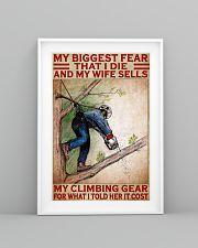 arborist biggest fear pt lqt pml 11x17 Poster lifestyle-poster-5