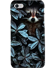 Raccoon Dont hide behind the chaos lht pml Phone Case i-phone-8-case