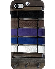 BJJ belts display pc dvhh pml Phone Case i-phone-8-case