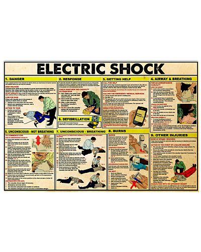 electrician lineman electric shock