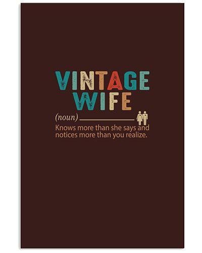 vintage wife