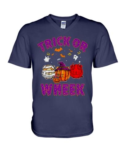 Trick or Wheek - Guinea Pig - Halloween Shirt