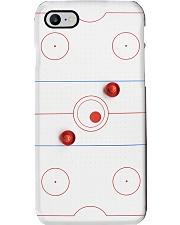 Air hockey arcade game table case dvhh-NTH Phone Case i-phone-8-case