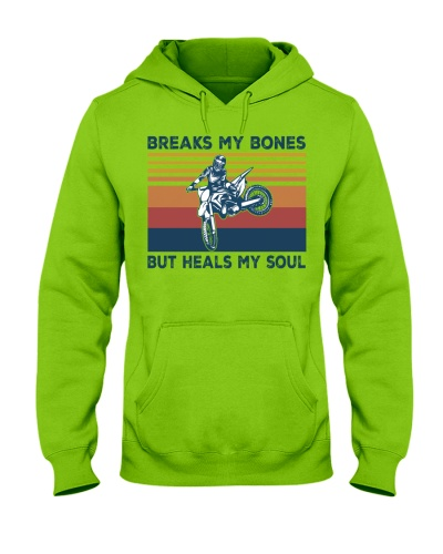 motocross breaks my bones