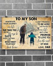 skiing-dad-to-my-son-pt-lqt-nna 17x11 Poster poster-landscape-17x11-lifestyle-18