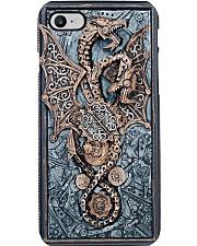dragon steampunk mechanic pc phq ngt Phone Case i-phone-8-case