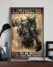 veteran fight them together pt ttb ngt 11x17 Poster lifestyle-poster-2