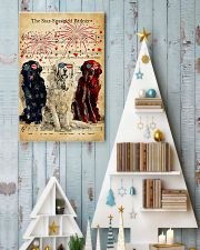 Golden Retriever the star spangled banner poster 11x17 Poster lifestyle-holiday-poster-2