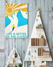 skiing life is better 11x17 Poster lifestyle-holiday-poster-2