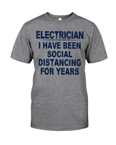 electrican social distancing