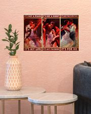 tango dance its not a phase pt mttn NTV 17x11 Poster poster-landscape-17x11-lifestyle-21