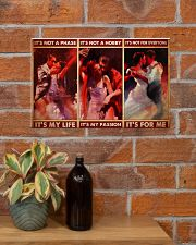 tango dance its not a phase pt mttn NTV 17x11 Poster poster-landscape-17x11-lifestyle-23